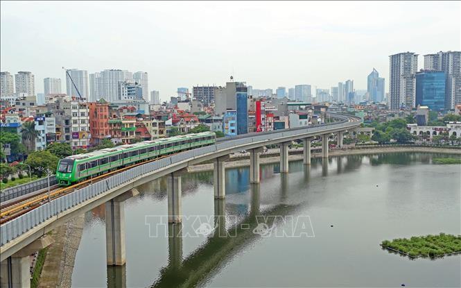 Kota Ha Noi mencapai semua target perkembangan sosial-ekonomi - ảnh 1