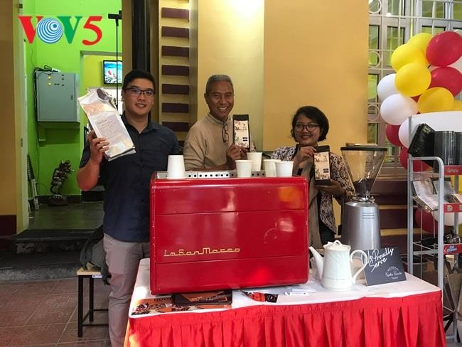 Cita rasa kopi Indonesia di Vietnam - ảnh 1