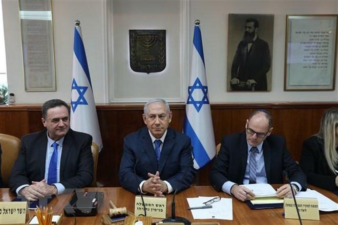 Persekutuan yang berkuasa di Israel menyepakati penyelenggaraan pemilihan sebelum waktunya - ảnh 1