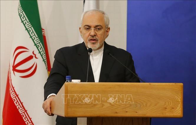 Iran mencela keberadaan militer AS di kawasan Teluk - ảnh 1