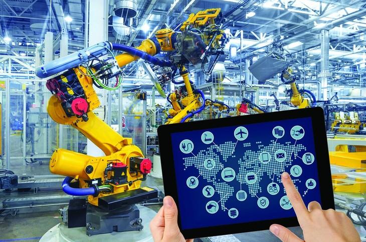 Badan usaha Vietnam dengan sukses menetapkan arah dalam Revolusi Industri 4.0 - ảnh 1