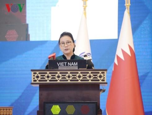 Ketua MN Vietnam: Pendidikan turut mendorong dialog dan meningkatkan pengertian satu sama lain - ảnh 1