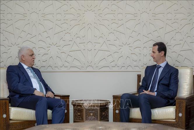 Suriah memperingatkan intrik sabotase dari kekuatan-kekuatan luar negeri - ảnh 1