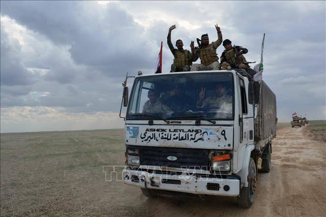 Irak membuka operasi pembersihan besar-besaran teroris - ảnh 1