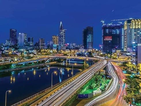 Membangun perkotaan kreatif – titik balik perkembangan Kota Ho Chi Minh - ảnh 1