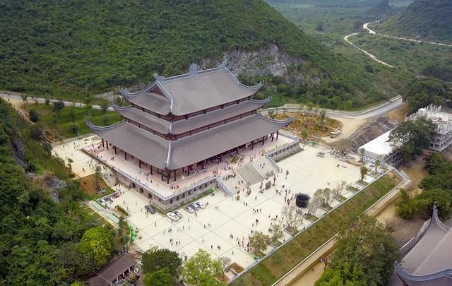 Memperkenalkan sepintas-lintas tentang Pagoda Tam Chuc - tempat menyelenggarakan Perayaan Besar Waisak PBB tahun 2019 - ảnh 1