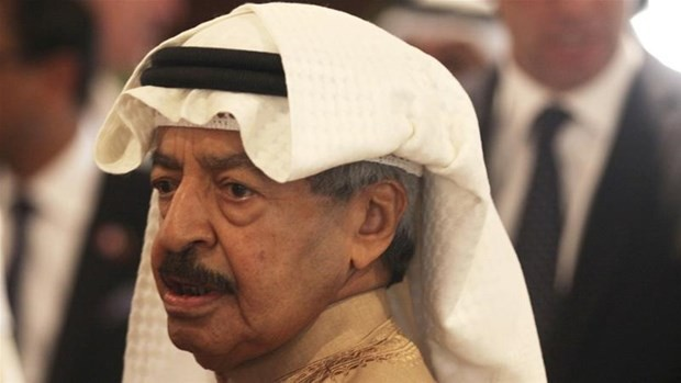 Pemimpin Bahrain dan Qatar melakukan pembicaraan telepon kali pertama. - ảnh 1