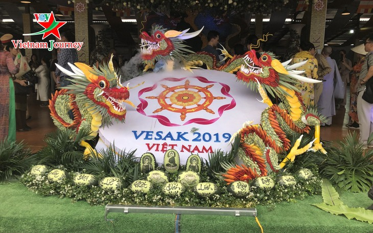"Hari Waisak 2019: ""Menggugah"" potensi pariwisata Vietnam-India - ảnh 1"