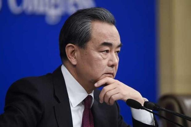 Tiongkok menegaskan ingin mendorong pemecahan sengketa dagang dengan AS - ảnh 1