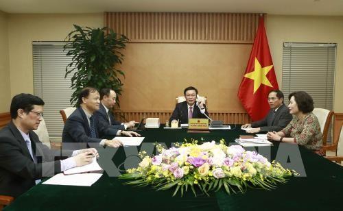 Deputi PM Vietnam, Vuong Dinh Hue: Vietnam menghargai hubungan kemitraan komprehensif dengan AS - ảnh 1