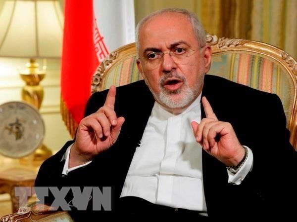 """Menlu Iran: Presiden AS sedang berlusi tentang """"perang kilat"""" dengan Teheran - ảnh 1"""