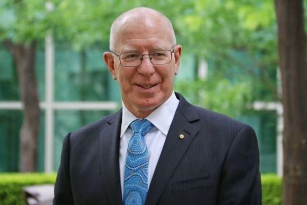 Gubernur Jenderal Australia berkomitmen mengabdi Tanah Air - ảnh 1