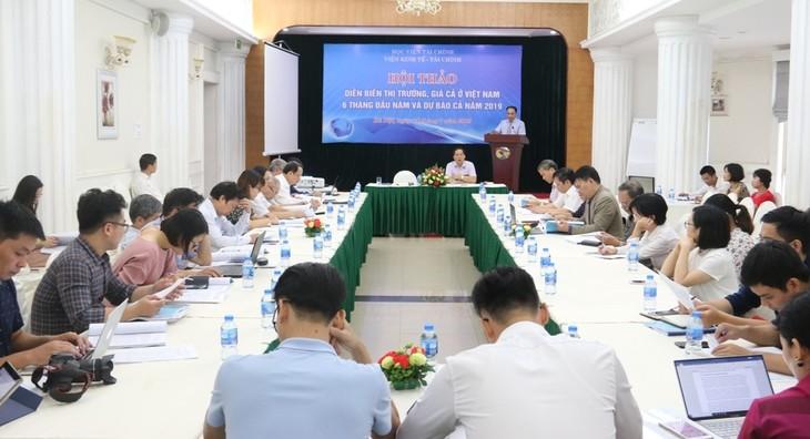 Konferensi promosi investasi dan keuangan Vietnam menyerap perhatian khusus dari para investor asing di London - ảnh 1