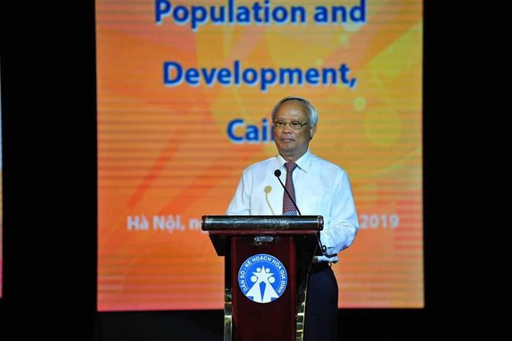 Wakil Ketua MN Vietnam meminta kepada Kementerian Kesehatan supaya cepat menyampaikan RUU tentang kependudukan - ảnh 1