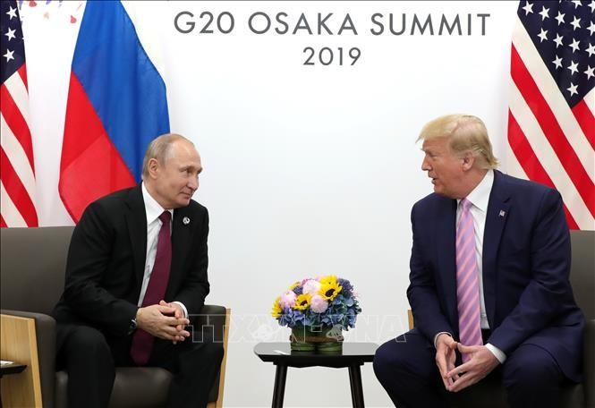 Rusia dan AS melakukan konsultasi tentang kestabilan strategis dan pengontrolan senjata - ảnh 1
