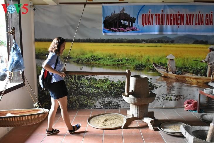 Huê: À la découverte du musée des outils agraires de Thanh Toàn - ảnh 15