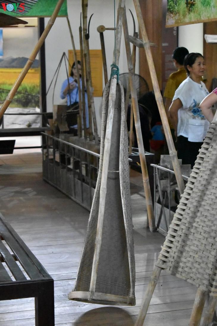 Huê: À la découverte du musée des outils agraires de Thanh Toàn - ảnh 14