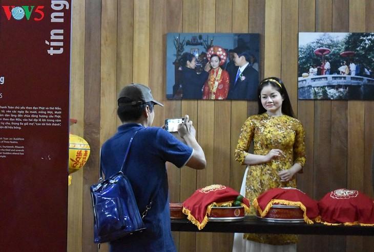 Huê: À la découverte du musée des outils agraires de Thanh Toàn - ảnh 12