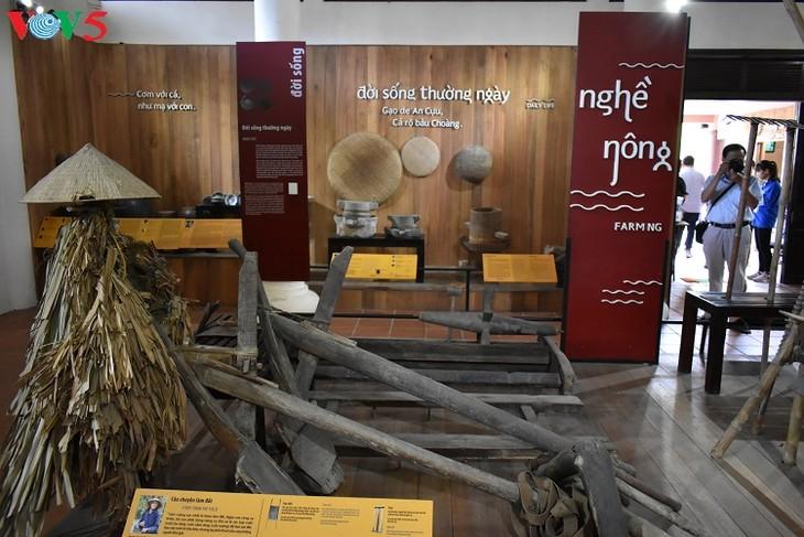 Huê: À la découverte du musée des outils agraires de Thanh Toàn - ảnh 5