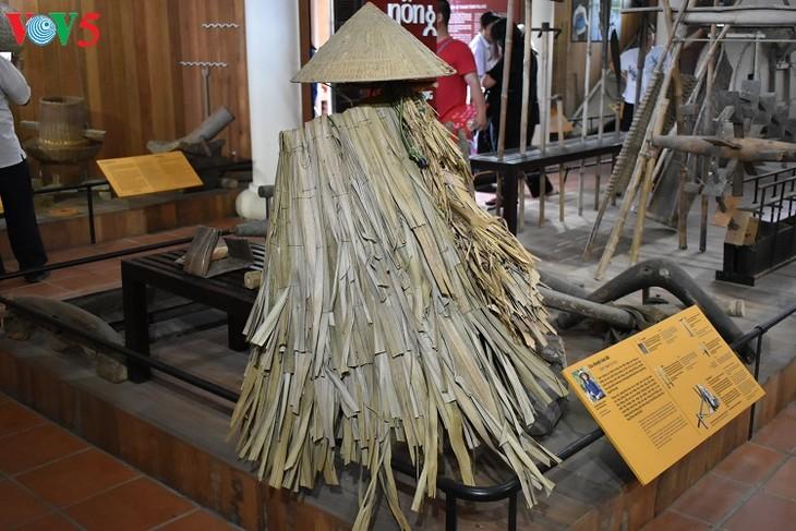 Huê: À la découverte du musée des outils agraires de Thanh Toàn - ảnh 13