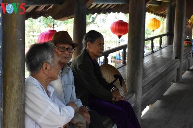 Le pont couvert de Thanh Toàn - ảnh 13