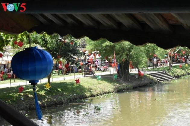 Le pont couvert de Thanh Toàn - ảnh 14