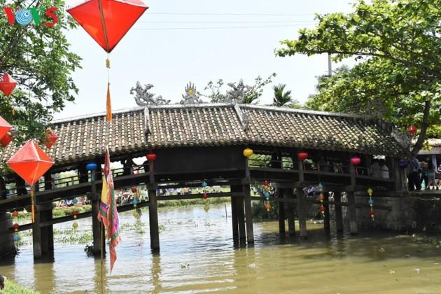 Le pont couvert de Thanh Toàn - ảnh 1