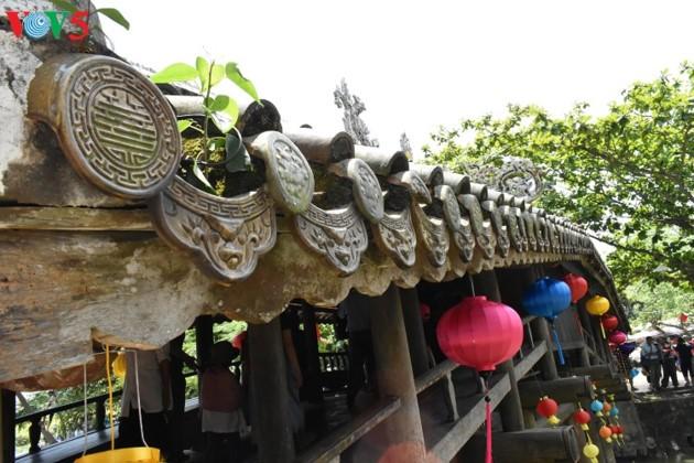 Le pont couvert de Thanh Toàn - ảnh 3
