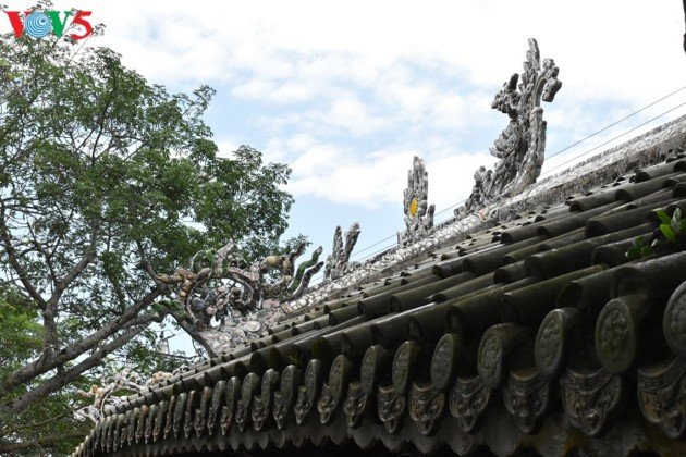 Le pont couvert de Thanh Toàn - ảnh 6