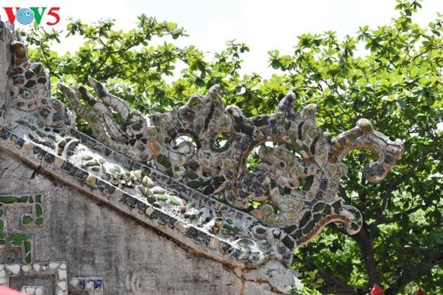 Le pont couvert de Thanh Toàn - ảnh 7
