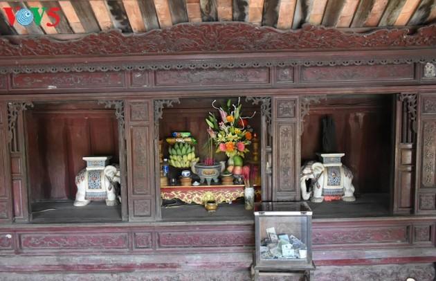 Le pont couvert de Thanh Toàn - ảnh 8