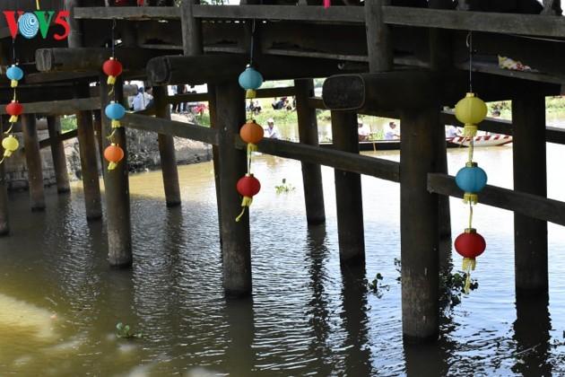 Le pont couvert de Thanh Toàn - ảnh 9