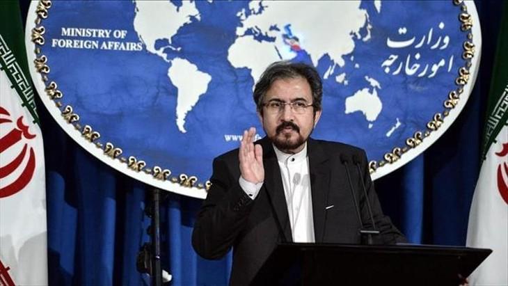 Téhéran convoque les diplomates de France, de Belgique et d'Allemagne - ảnh 1