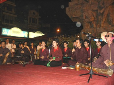 Xam Singing – A unique traditional music genre in Viet Nam  - ảnh 2
