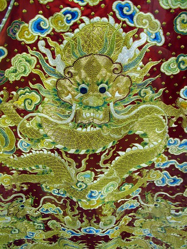 Vietnamese Royal Embroidery - From past to present - ảnh 3