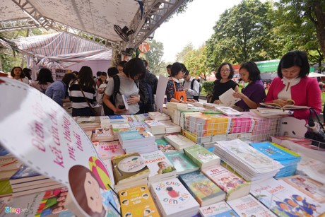 The fourth Vietnam Book Day opens - ảnh 1