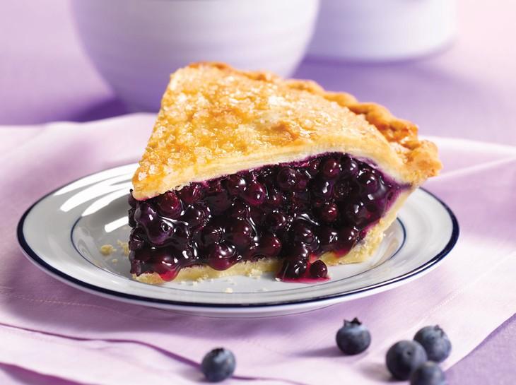 Blueberry pie - ảnh 1