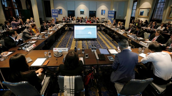 TPP nations inch closer to a deal - ảnh 1
