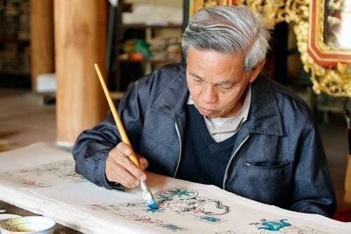 Festival showcases Hanoi's handicrafts - ảnh 1
