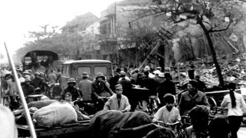 Exhibition recalls memories of Dien Bien Phu  in the Air Victory - ảnh 3