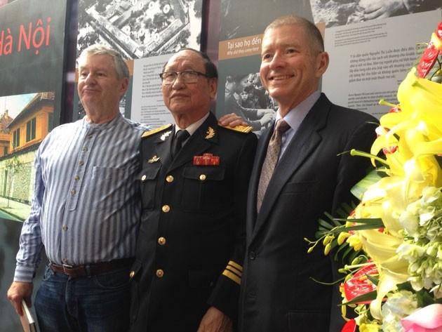 Exhibition recalls memories of Dien Bien Phu  in the Air Victory - ảnh 5