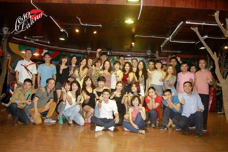 Salsa class in Hanoi - ảnh 1