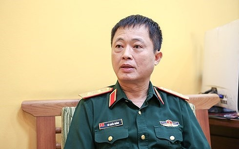 Vietnamese defence minister attends Shangri-La Dialogue  - ảnh 1