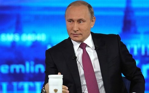 President Vladimir Putin holds online talk with citizens  - ảnh 1