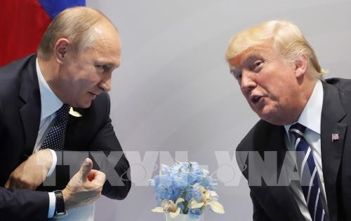 Putin, Trump to meet in Finland in July - ảnh 1