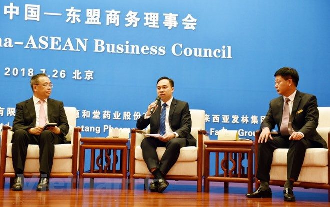 ASEAN, China explore greater trade opportunity - ảnh 1