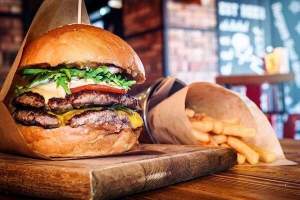 Hamburger  - ảnh 1