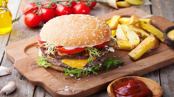 Hamburger  - ảnh 2