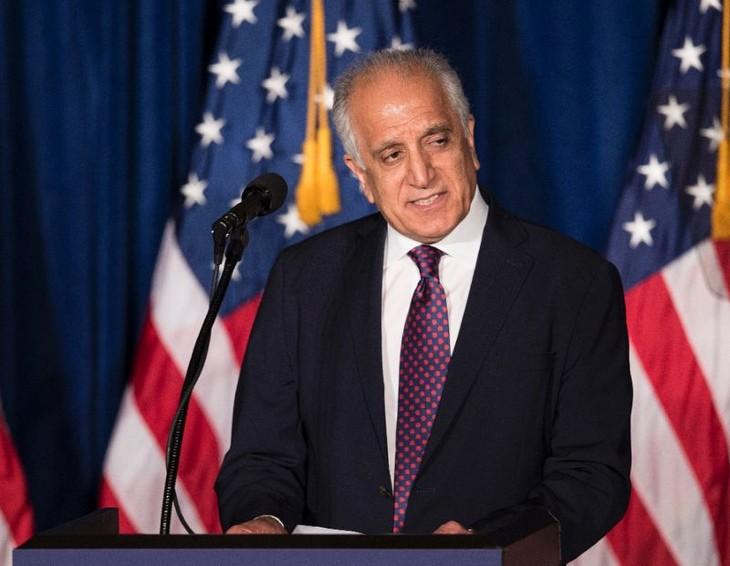 Significant progress recorded in US-Taliban talks - ảnh 1