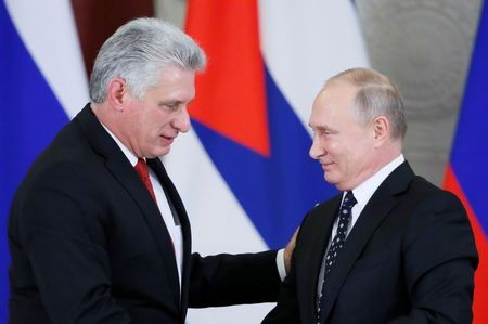 Russia approves 38 million euro loan to Cuba's military - ảnh 1